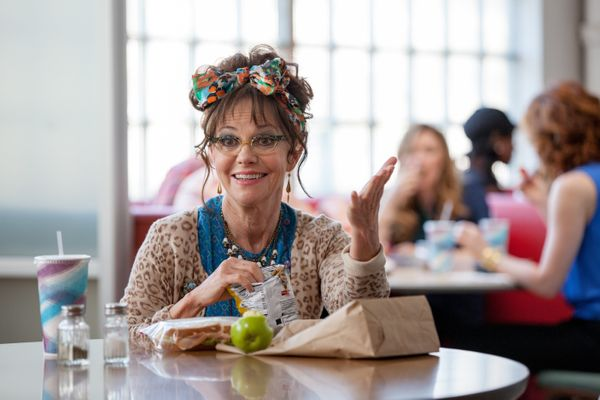 Sally Field's stint as a dotty hoarder who falls for a younger co-worker made a decent box-office haul in March, but she won'