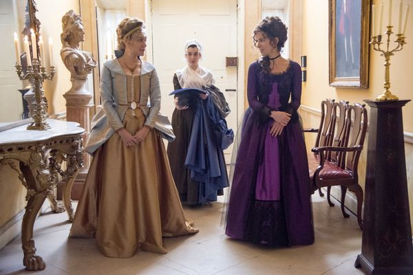 """The Golden Globes' comedy categories are made for movies like""""Love & Friendship,"""" smart jewels that won't quite hit"""