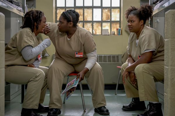 """A two-time nominee for Best Television Series — Musical or Comedy, """"Orange Is the New Black"""" was completely shut out th"""