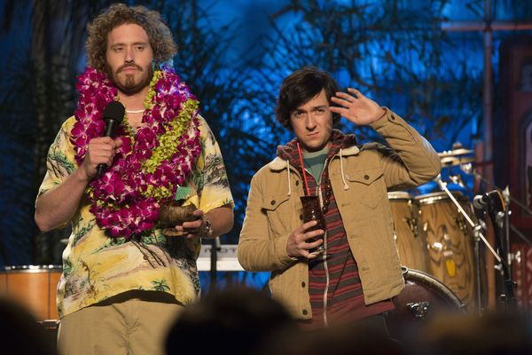 """""""Veep,"""" """"Insecure"""" and """"Divorce"""" were recognized, but HBO's other signature comedy, """"Silicon Valley,"""" was not."""