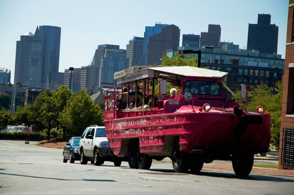"<a href=""http://www.bostonducktours.com/the-tour/"" target=""_blank"">Take a tour of Boston by land and by sea on a duck boat</a"