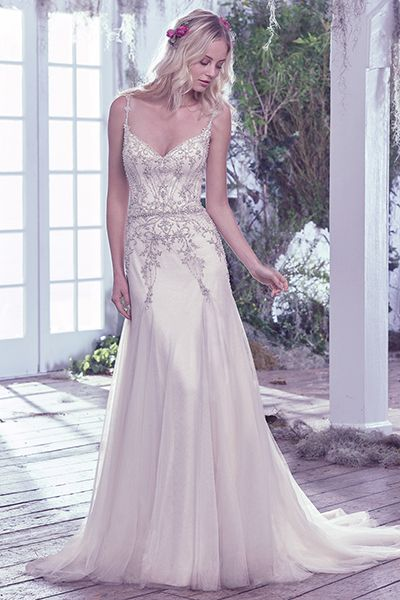The 25 Most-Pinned Wedding Dresses Of 2016 | HuffPost