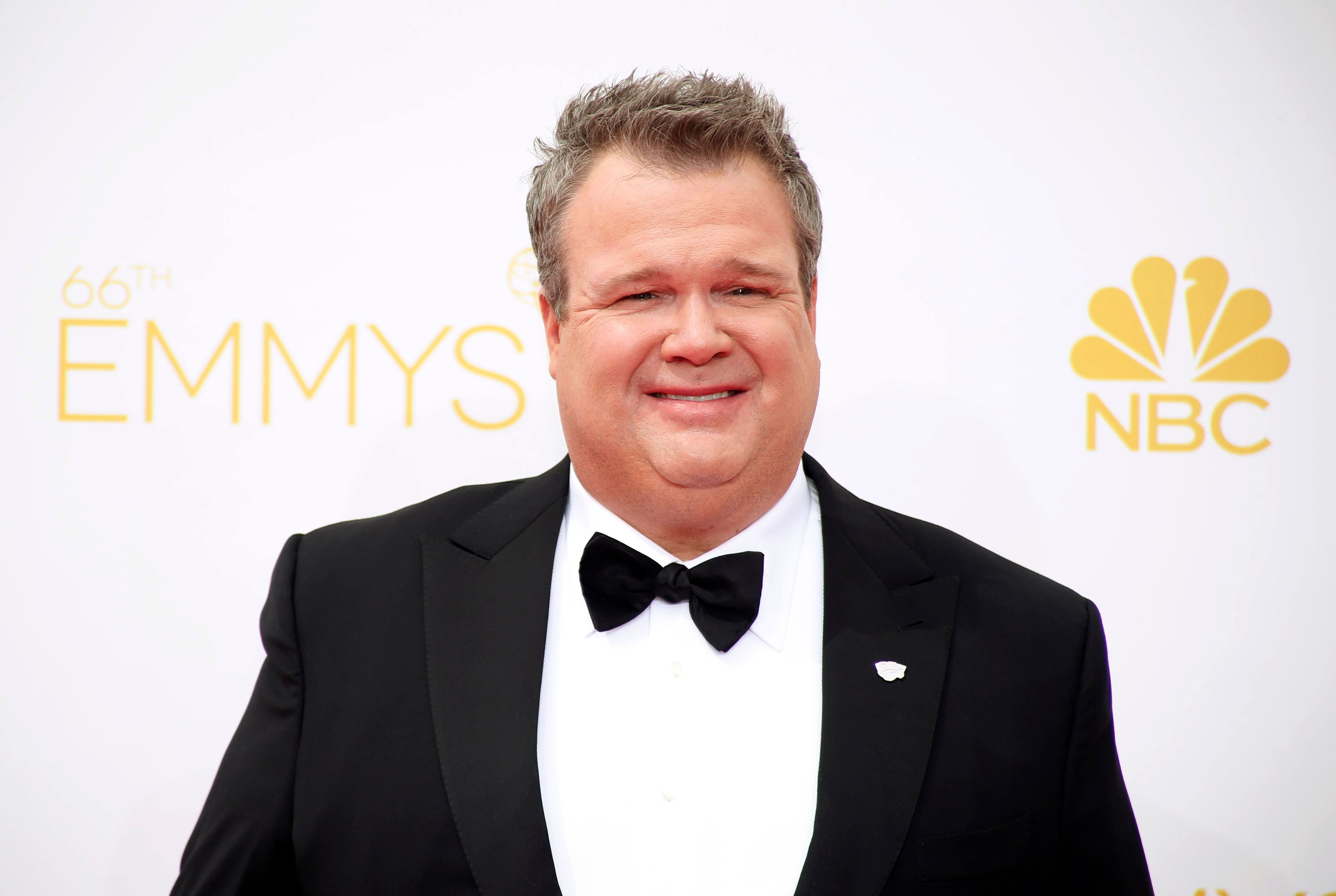 "Eric Stonestreet from ABC's series ""Modern Family"" arrives at the 66th Primetime Emmy Awards in Los Angeles, California August 25, 2014.  REUTERS/Lucy Nicholson (UNITED STATES -Tags: ENTERTAINMENT)(EMMYS-ARRIVALS)"