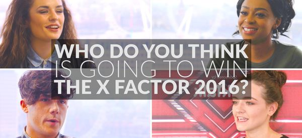 We Reveal The Former 'X Factor' Contestants' Winner Predictions