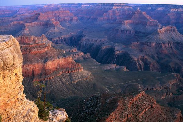 "Get a bird's-eye view of the Grand Canyon on <a href=""http://www.cloud9living.com/phoenix/grand-canyon-aerial-tour"" targ"