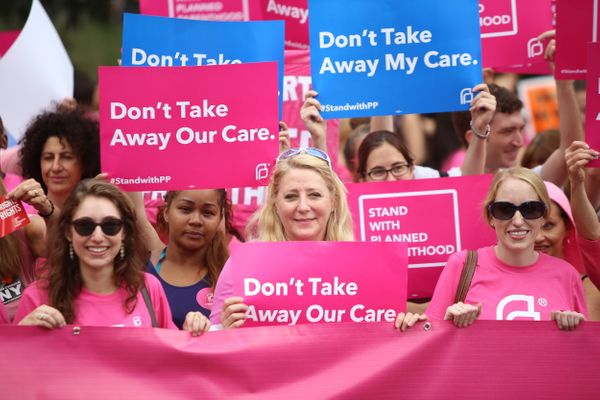 After the election, more than 315,000 of donations were made to Planned Parenthood, many in honor of Trump and Pence. (In Nov