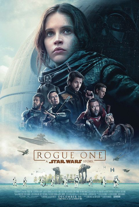 "An internet rumor, which posits that ""Star Wars"" writers rewrote ""Rogue One"" to add in anti-Trump scenes, is making"