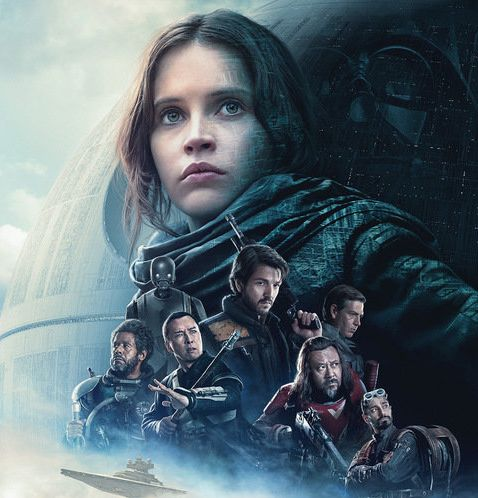 """An internet rumor, whichpositsthat """"Star Wars"""" writers rewrote """"Rogue One"""" to add in anti-Trump scenes, is making"""