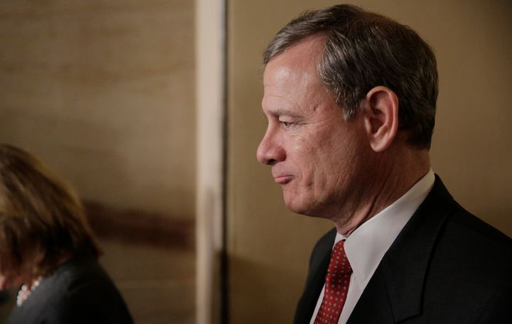 "Chief Justice John Roberts was ""courteous"" in one death penalty case but not in the next."