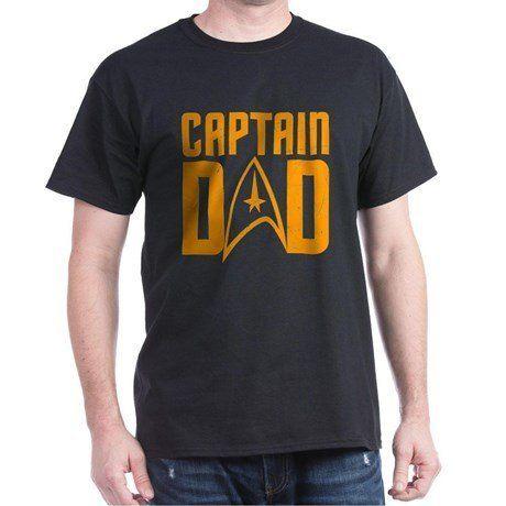 "$24.99, CafePress. <a href=""http://www.cafepress.com/mf/99610223/captain-dad_tshirt?productId=1602260190"" target=""_blank"">Buy"