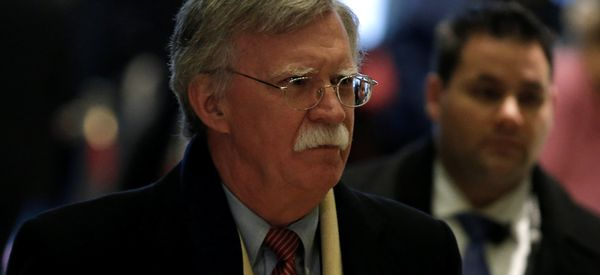 John Bolton Warns Trump Moves Could Signal A Tougher U.S. Line On China