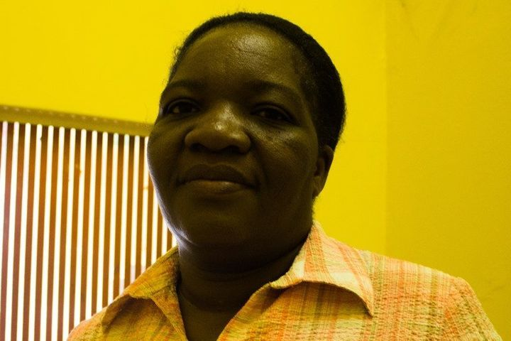 Mavis Sibanda has survived cervical cancer but won't get her high blood pressure checked for fear of being told she nee