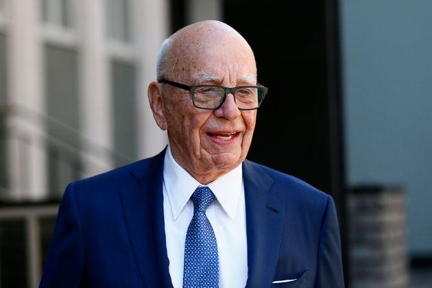 Murdoch's Twenty-First Century Fox Bids $14 Billion For British