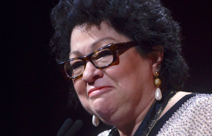 Justice Sonia Sotomayor was troubled that Alabama judges keep overriding the will of the jury in death penalty cases.
