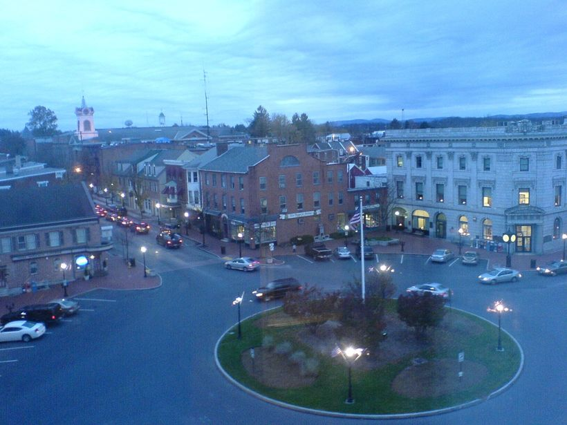 Picturesque Gettysburg, Pennsylvania for a program