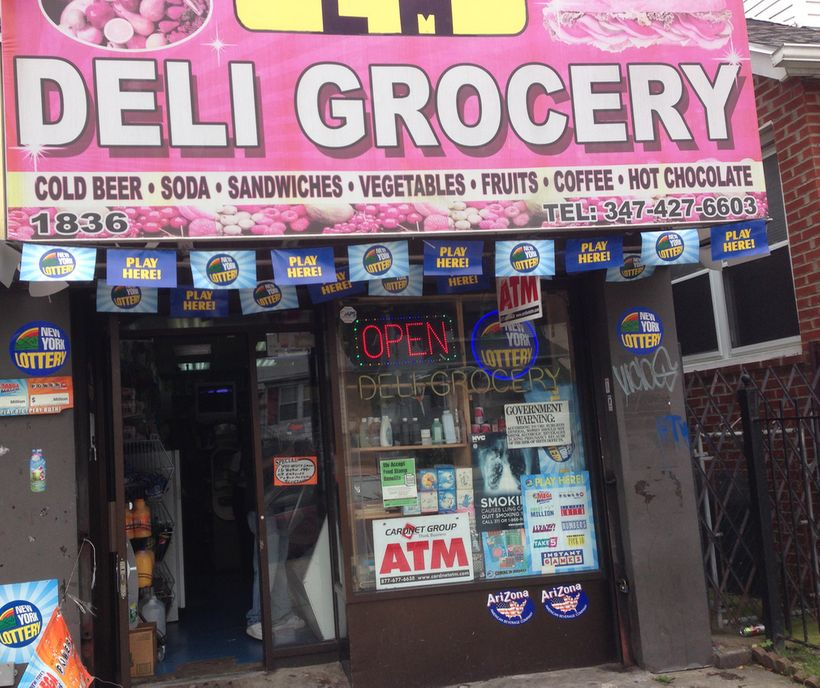 Nearest market to where I presented in Bronx, NY