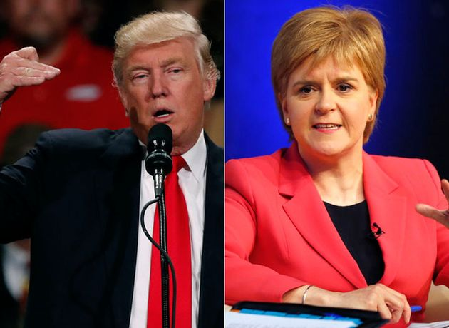 トランプ次期大統領、犬猿の仲だったスコットランド首相と異例の電話会談「こんなことが起きるとは...」