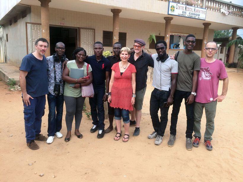"""The """"Kids Against Malaria"""" Team"""