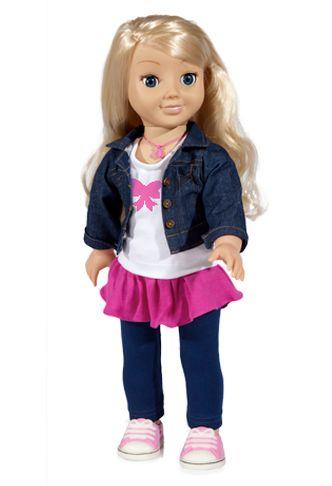 The 'My Friend Cayla' doll uses speech-recognition software to have conversations with kids.