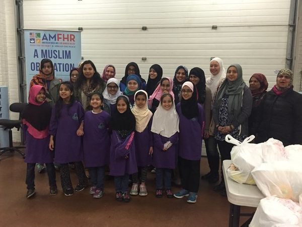 "Hundreds of American Muslims around the country <a href=""http://www.huffingtonpost.com/entry/american-muslims-join-forces-for"