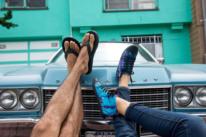 "<a href=""https://indosole.com/"" target=""_blank"">Indosole</a> repurposes car tires and inner tubes into vegan footwear."