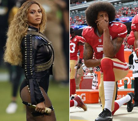 Here are 11 black athletes and celebrities who took a stance against injustice in 2016.