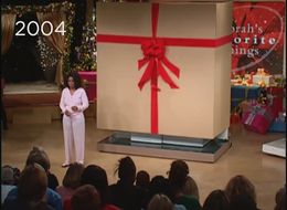 6 Of The Most Outrageous Favorite Things Giveaways In 'Oprah Show' History