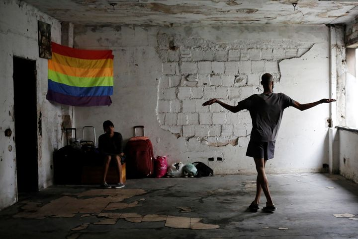 Brazil has one of the world's highest rates of LGBT hate crimes, despite a reputation for tolerance.