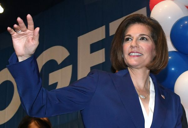 "Former Nevada attorney general Catherine Cortez Masto (D-Nev.) made history in November when she became the <a href=""http://w"