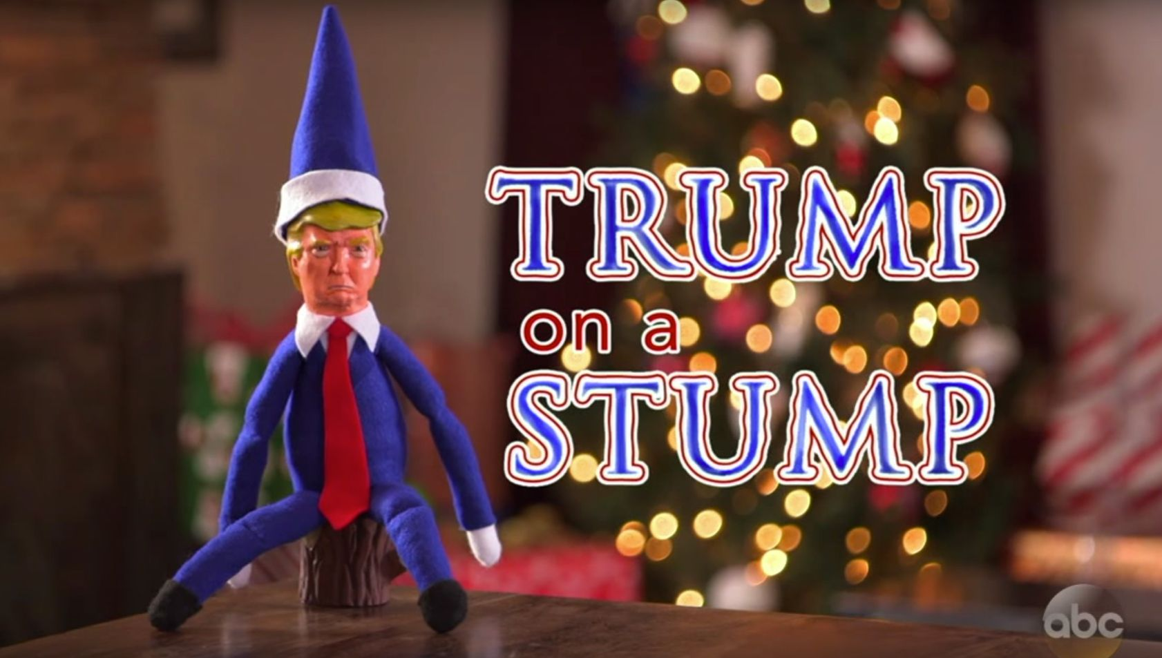 Top Trumps Elf on the shelf