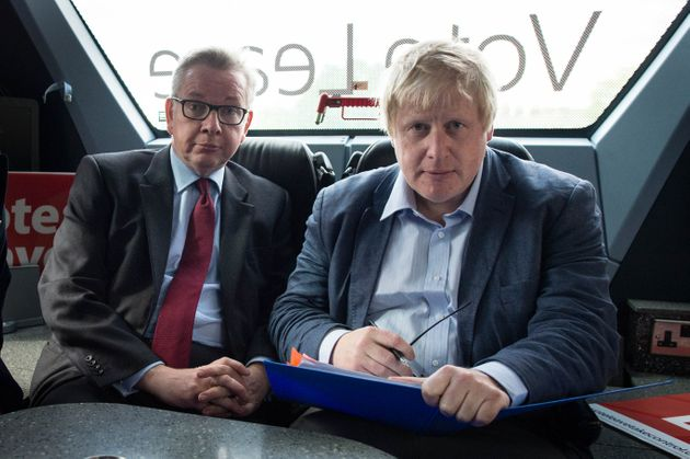 Gove admitted he made mistakes' in the way he declared he was withdrawing his support from Boris