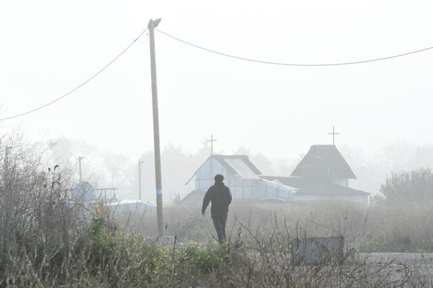 750 children from the Calais 'Jungle' have been brought to the