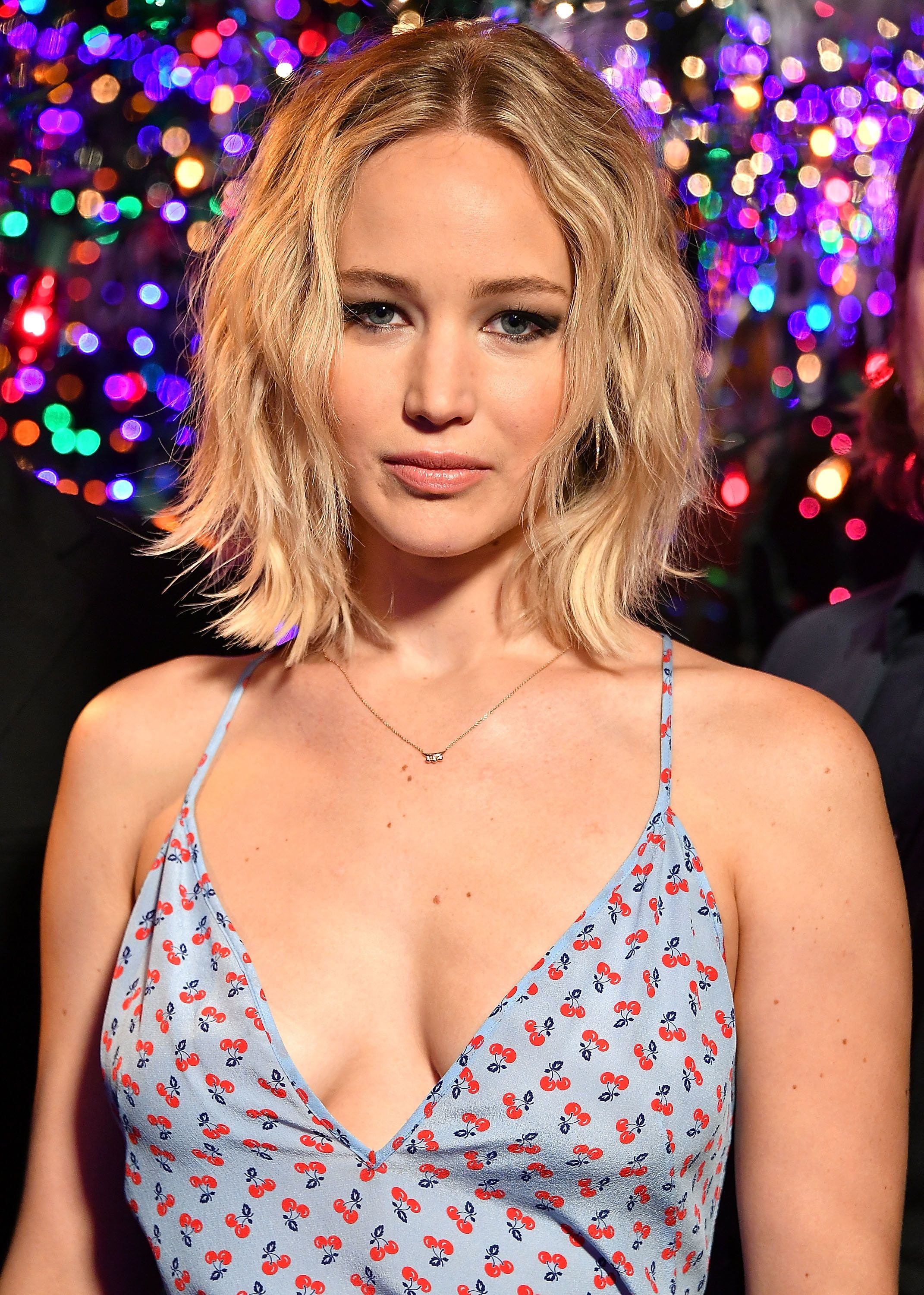Jennifer Lawrence Apologies For Controversial 'Sacred Rocks'