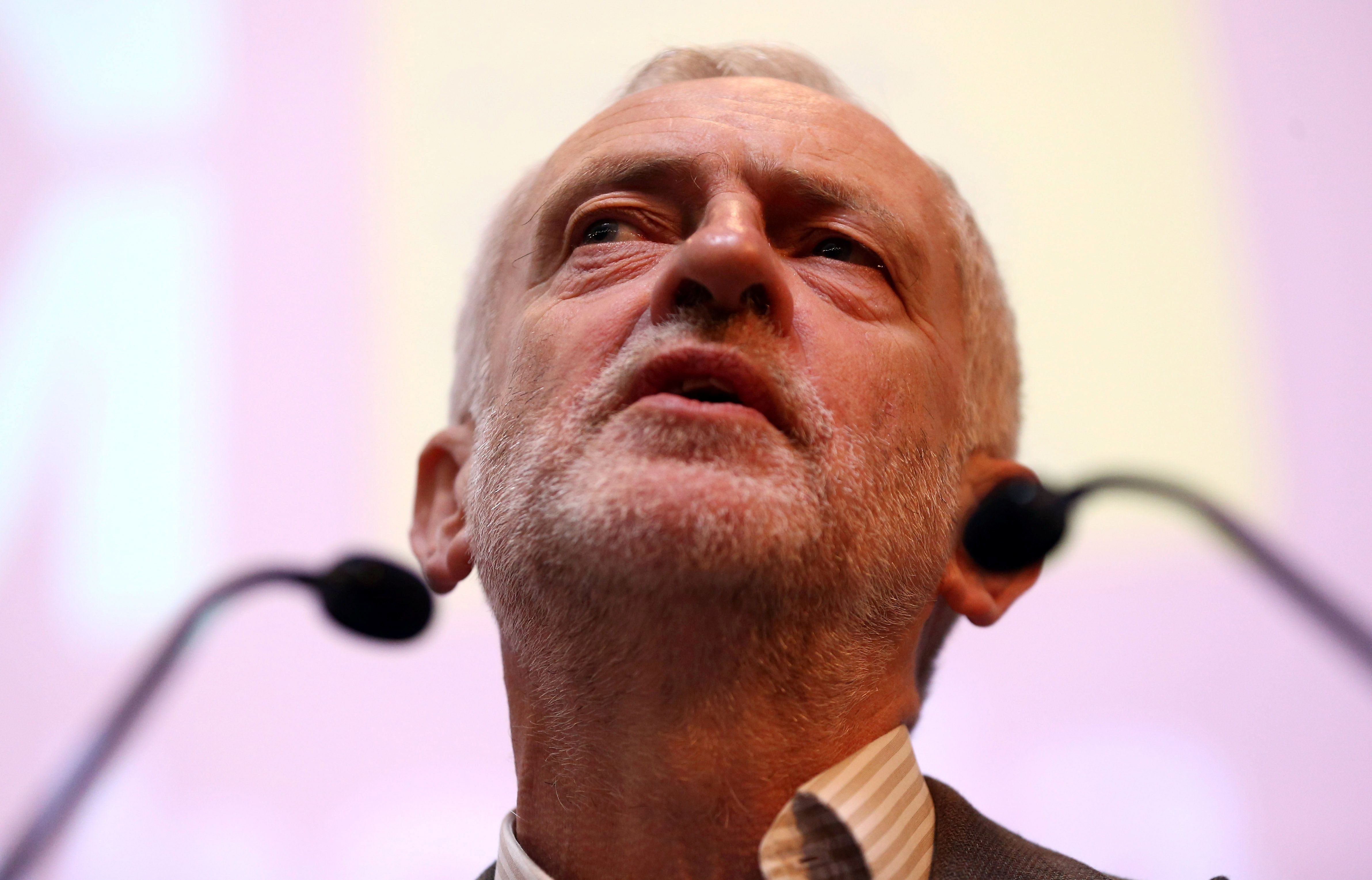 Jeremy Corbyn Says Women's Rights Will Be 'Front And Centre' Of Everything Labour