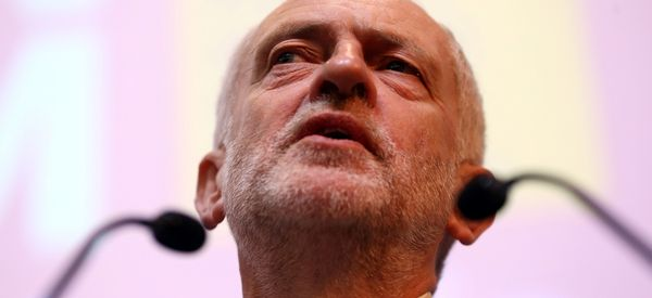 Jeremy Corbyn Says Women's Rights Will Be 'Front And Centre' Of Everything Labour Does