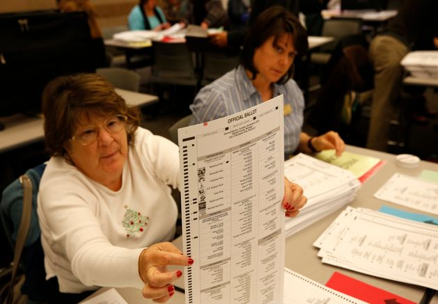 Michigan recount stopped