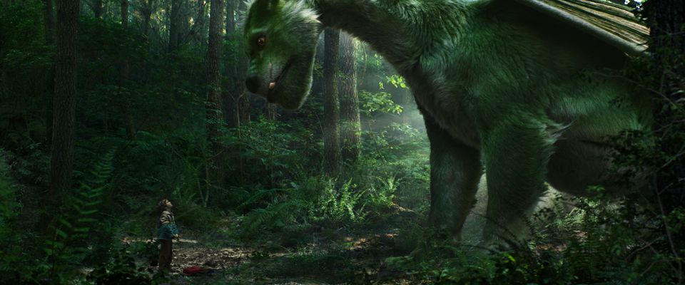 "As the summer blockbuster season drew to a close, ""Pete's Dragon"" was the <a href=""http://www.huffingtonpost.com/entry/petes-"