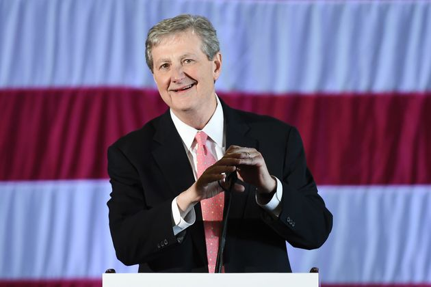 Louisiana Republican John Kennedy elected as new US Senator