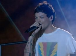 Louis Tomlinson Pays Tribute To Late Mother With Emotional 'X Factor' Performance