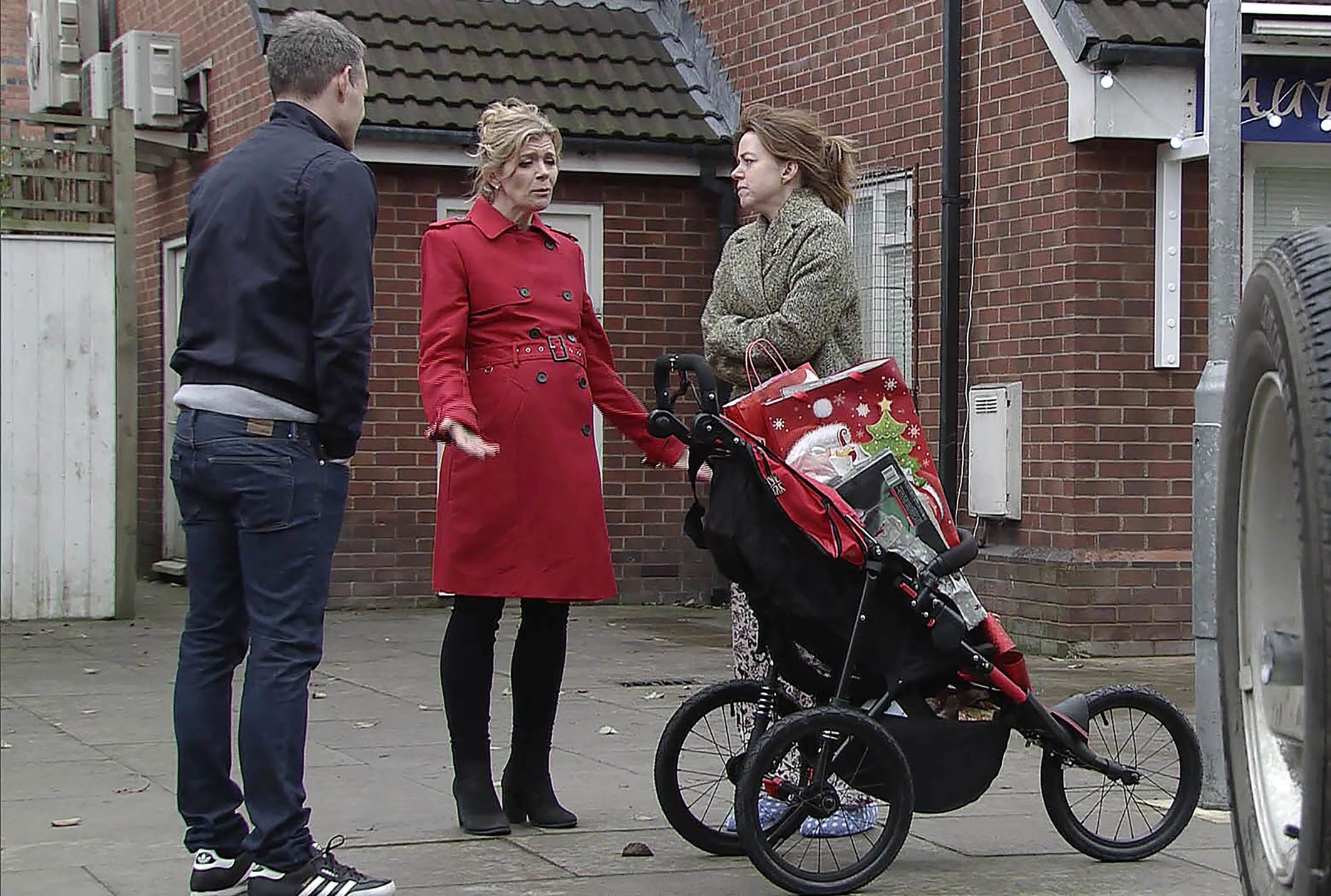 First Look! 'Coronation Street' Bosses Reveal Snaps Of Toyah Battersby's