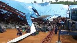 Devastating Nigerian Church Collapse Leaves An Uncertain Death