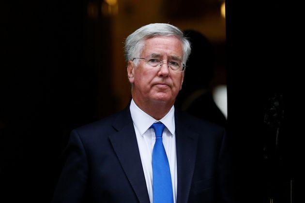 Michael Fallon claimed Boris' comment on Saudi Arabia had been