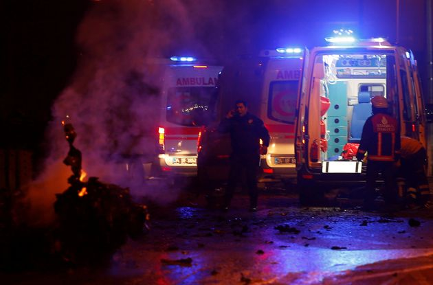 Twin Bombings Kill Dozens In Istanbul, Leave Over 150
