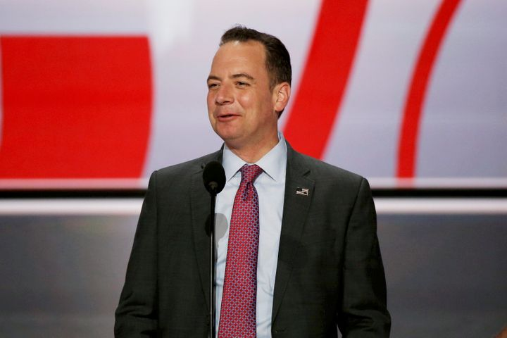 "RNC Chair Reince Priebus says we ""don't have any proof that the outcome of the election was changed"" by any cyber"