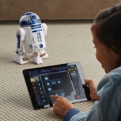 <p>Smart R2-D2 from Hasbro.</p>