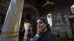 Blast Inside Cairo's Coptic Cathedral Kills At Least 25