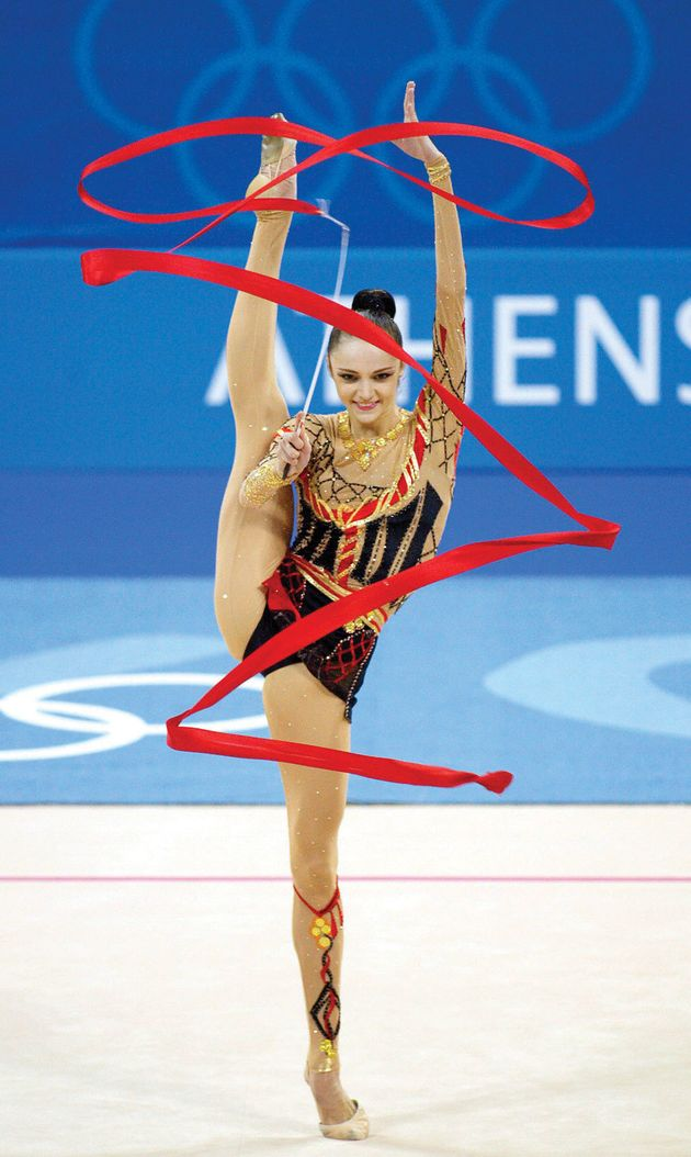 Not Just Ribbons And Rhinestones: The Truth About Rhythmic ...