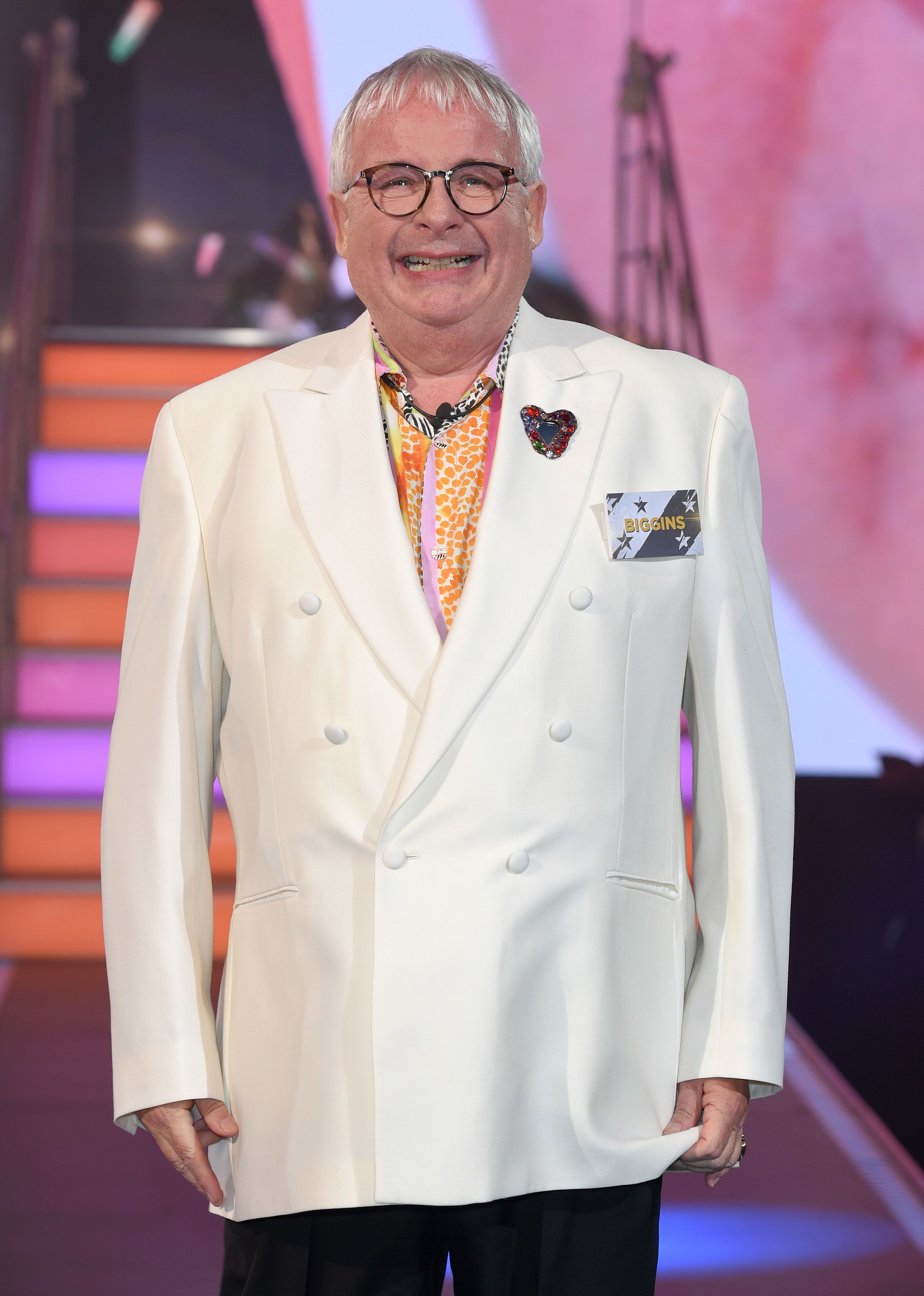 Channel 5 'Reaches Decision' Over Christopher Biggins' 'Celebrity Big Brother'