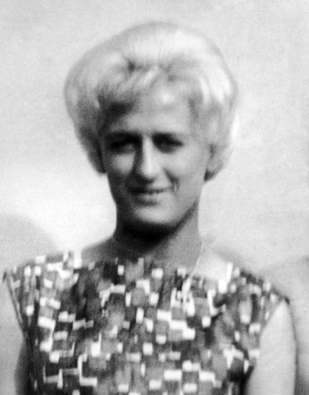Myra Hindley, pictured in