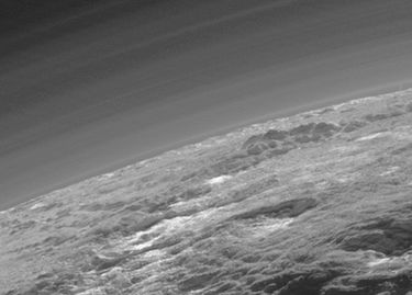 People Are Sharing This Stunning Photograph Of Pluto, That Made Science Fiction A